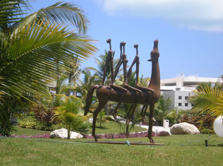 Travel blog: Excellence Playa Mujeres Site Inspection