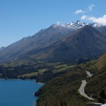 On route to Paradise, Glenorchy