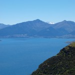 Lake Wakatipu from Wye Creek