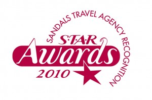 Sandals Star Awards 2010