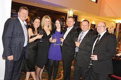The Blue Bay Travel Team at the Global Travel Group Conference