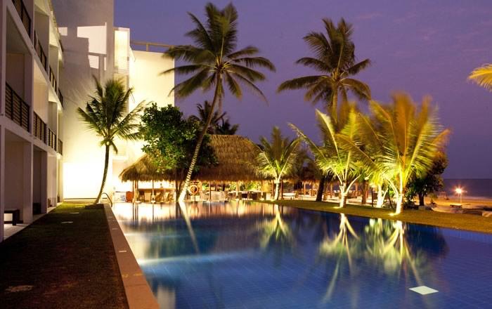 Travel blog: Review of Jetwing Sea, Sri Lanka