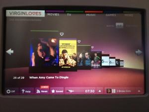 Virgin Entertainment System