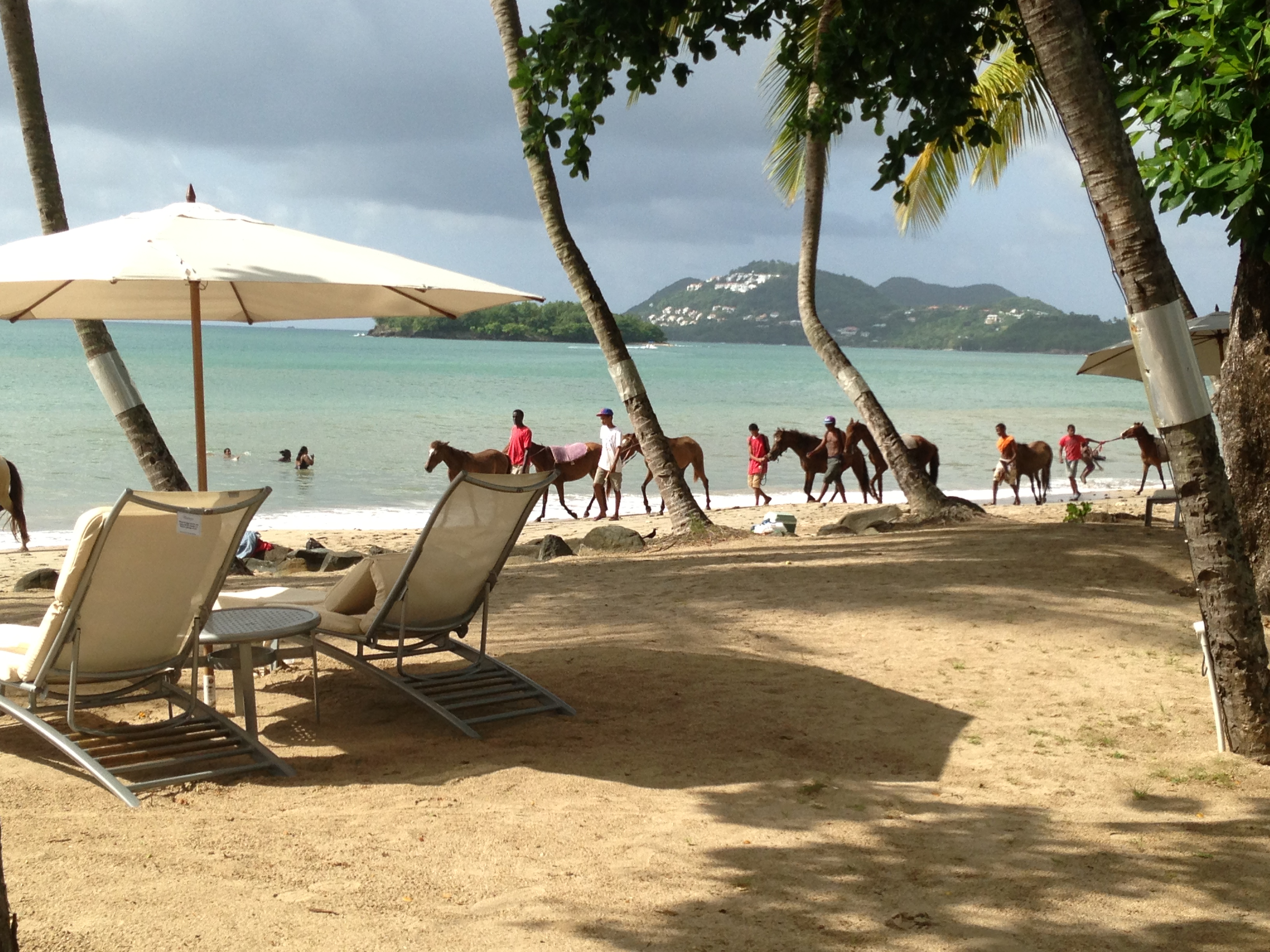 Travel blog: Zoe is Made to Feel at Home at Rendezvous, St Lucia