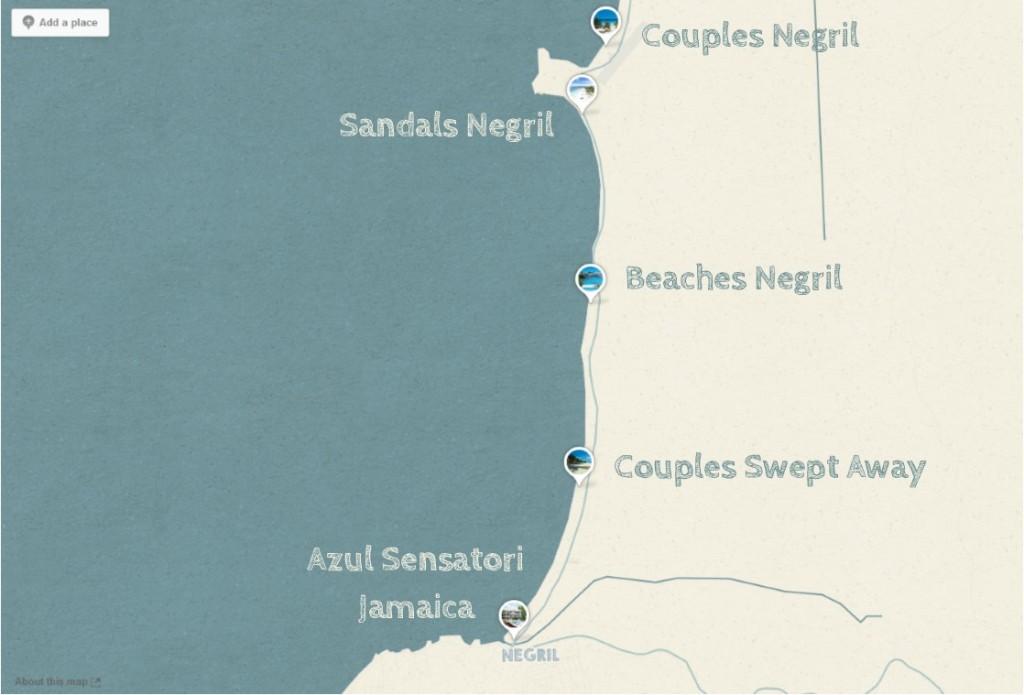 Jamaicas Joyful Seven Mile Beach Blog Blue Bay Travel