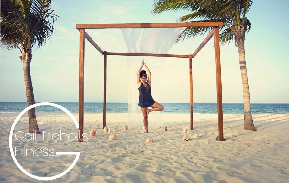 Travel blog: Achieve Your Perfect Beach Body with Gail Nicholls