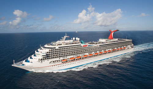 Travel blog: Become Legend with a Carnival Cruise Lines Cruise & Stay