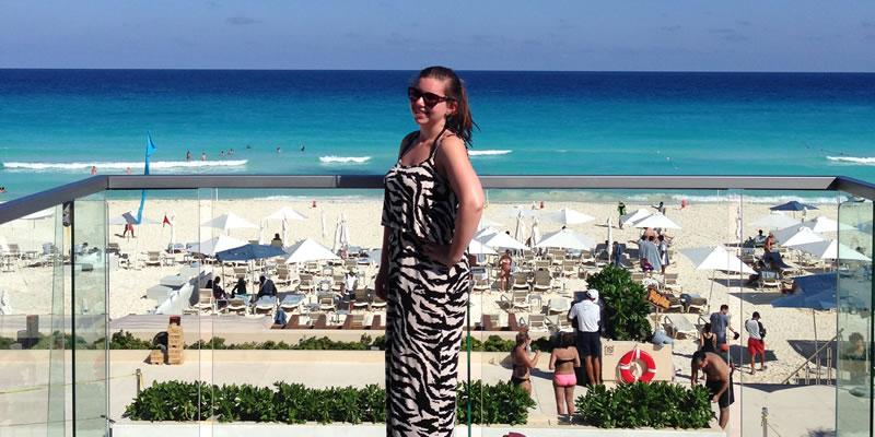 Travel blog: Chloe's Mexican Escapade – Fun Dawn 'till Dusk at Secrets Maroma Beach Riviera Cancun