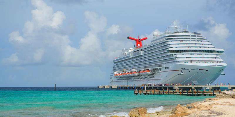 Port To Port Cruising Through Falmouth Jamaica With