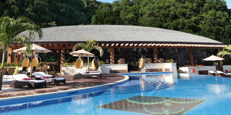 Travel blog: Exciting Times at Buccament Bay Resort