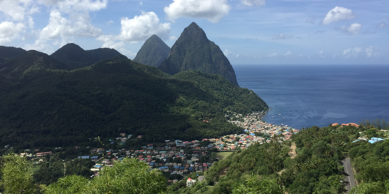 Travel blog: St. Lucia by Land & Sea, Part 1: A Jeep Safari from North to South