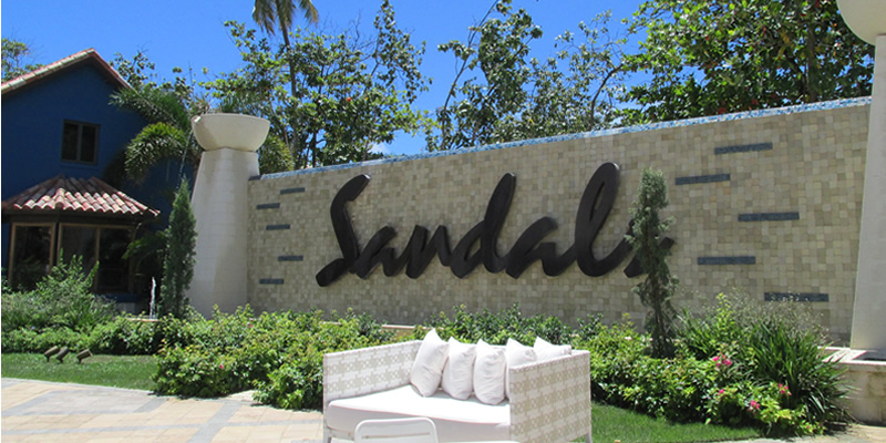 Travel blog: Diane Gives Sandals Barbados a Spin