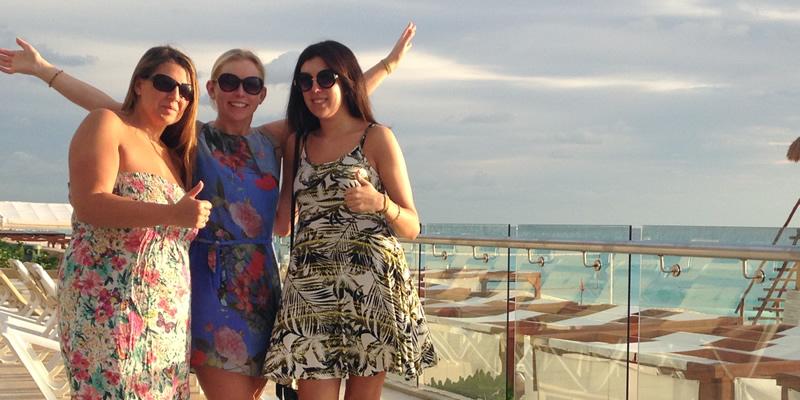Travel blog: The School of Hard Rock Tour: Hard Rock Hotel Cancun