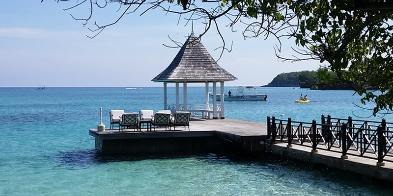 Travel blog: Carly Explores Sandals and Beaches Weddings in Jamaica