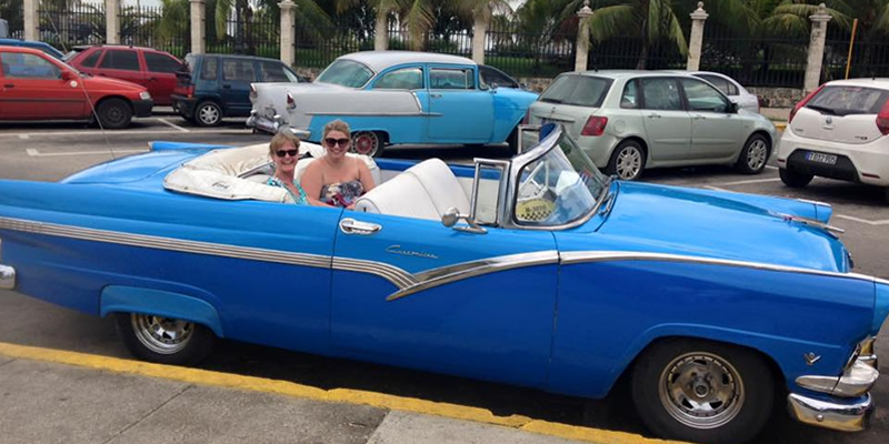Travel blog: Gemma's Recipe for Discovering Havana, Cuba