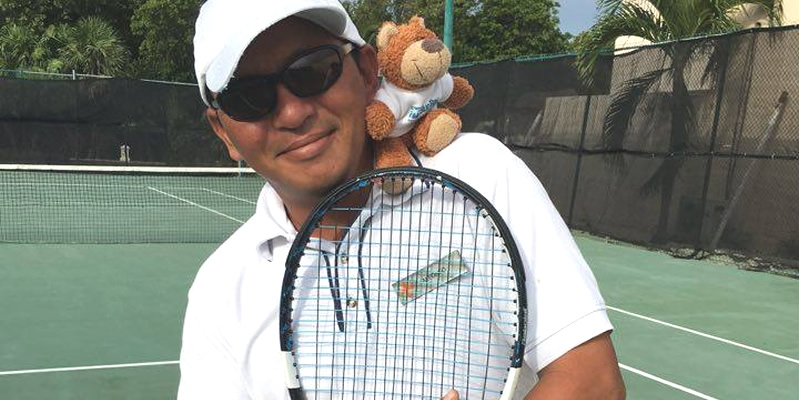 Travel blog: Boss-level Tennis Coaching at Excellence Riviera Cancun