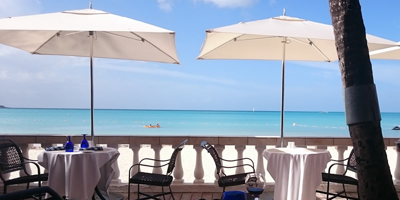 Travel blog: Sandals Grande Antigua: Discover Antigua's Best Known Beach