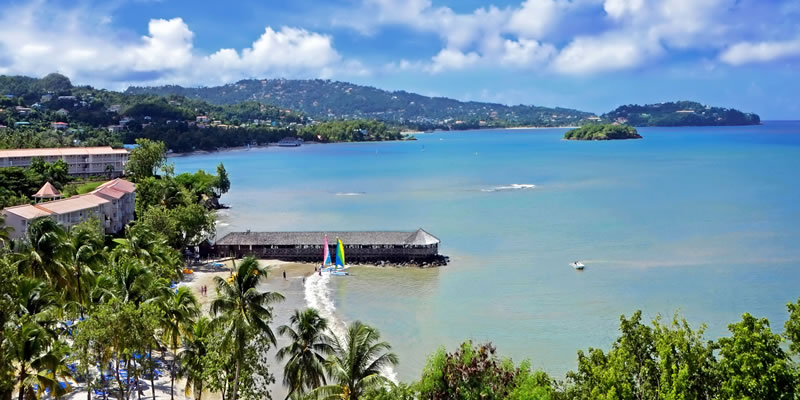 Travel blog: The Perfect Introduction to St. James's Club Morgan Bay, Saint Lucia