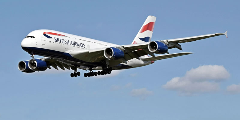 British Airways 01