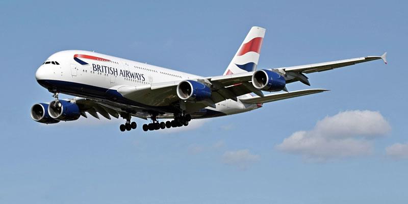 British Airways 01