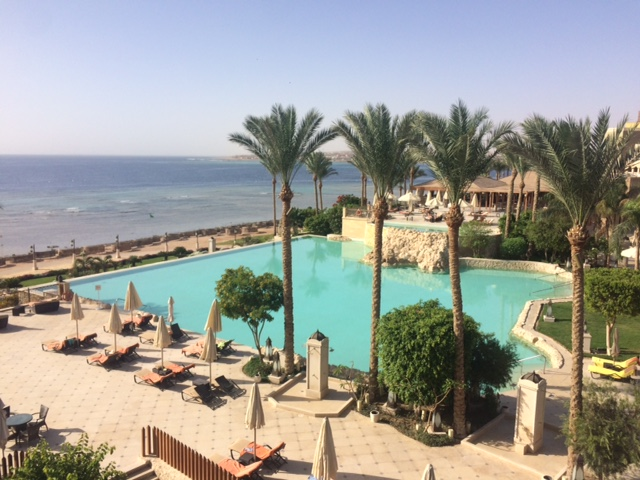 Travel blog: The Makadi Spa Hotel: A Blue Bay Holidaymaker's First-Hand Review