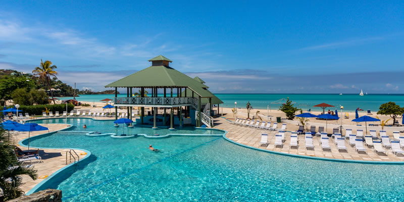 Travel blog: New Enhancements at Jolly Beach Resort & Spa, Antigua's Best Value All-Inclusive Getaway