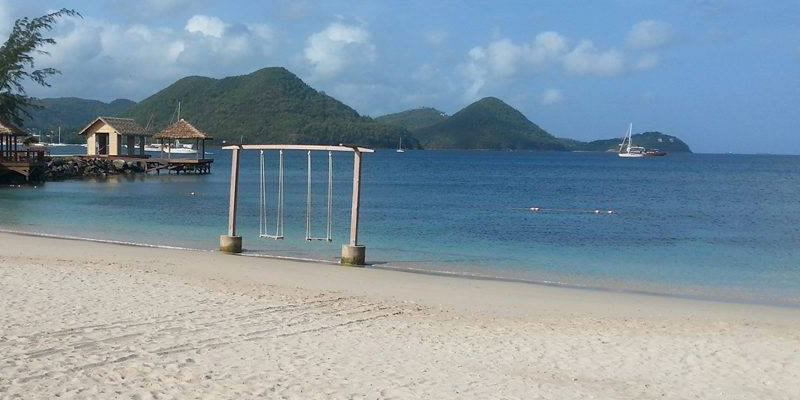 Travel blog: Vic Explores Sandals Grande St Lucian