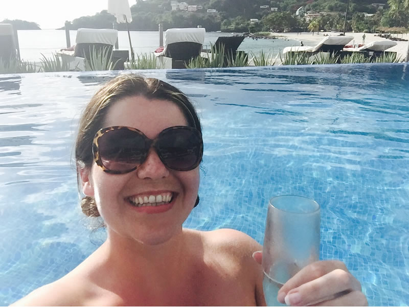 Travel blog: Philippa Golightly: Winner of a 7 Day Holiday to Buccament Bay Resort, St. Vincent