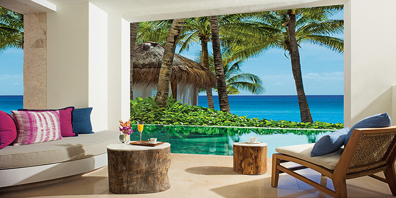 Travel blog: Secrets Cap Cana Resort & Spa: An Intimate, Secluded Haven