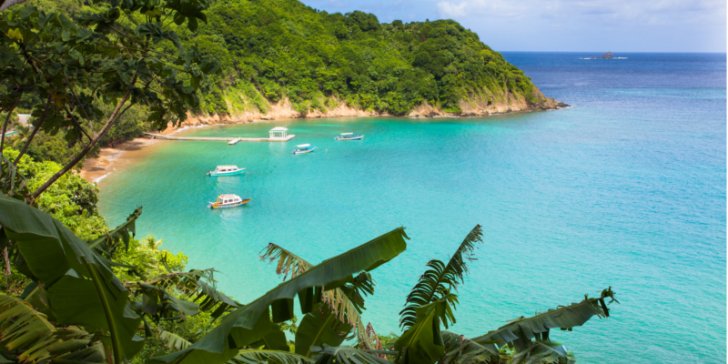 Travel blog: Blue Waters Inn: An Authentic Tropical Escape