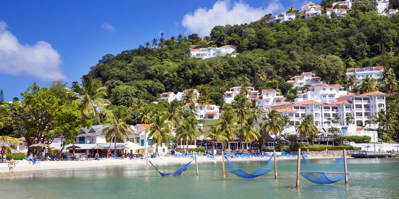 Travel blog: Be Unique with Windjammer Landing Villa Beach Resort, St Lucia