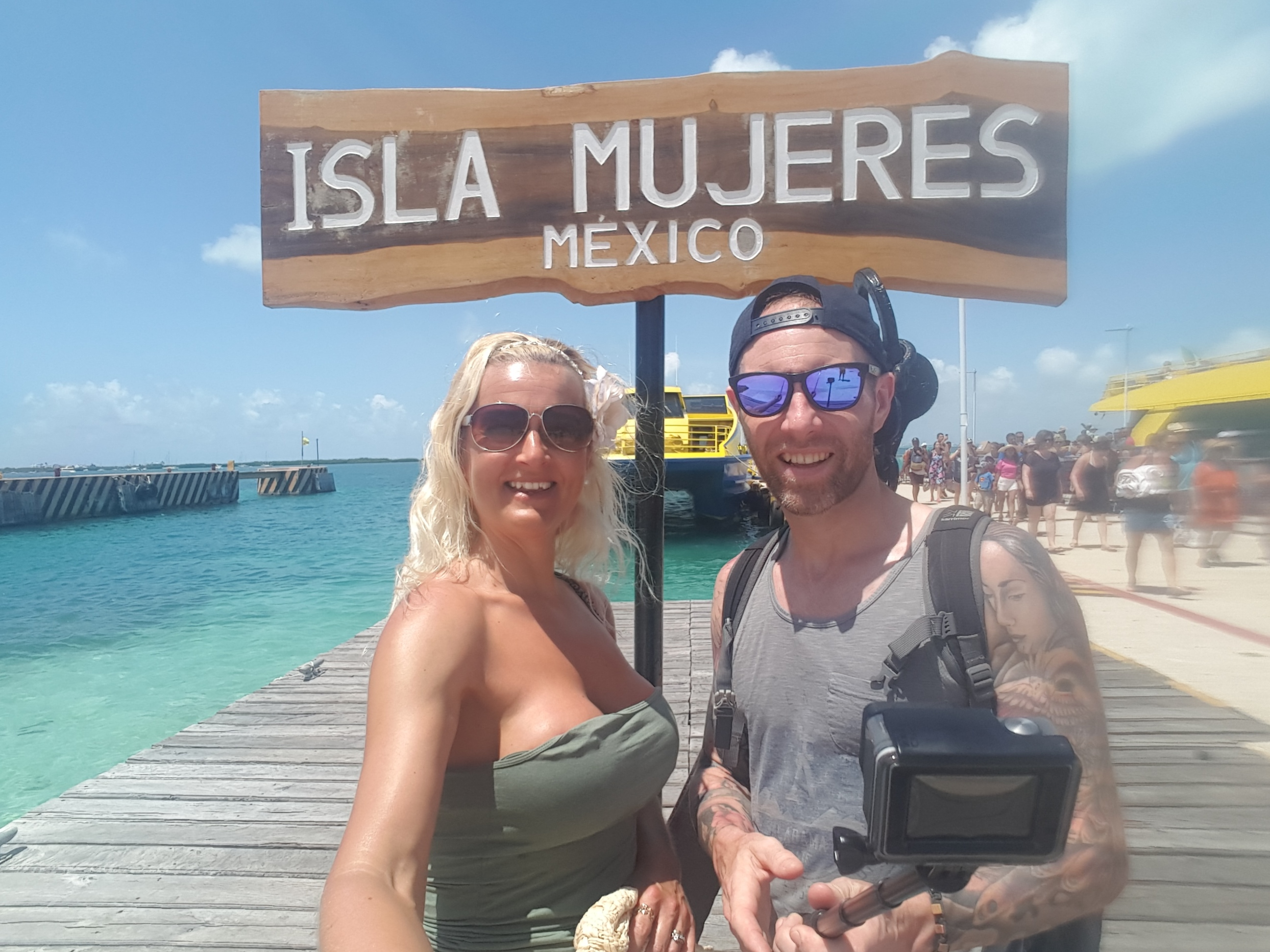 Travel blog: The Bailey's Take On Mexico: #6 Tulum & Isla Mujeres