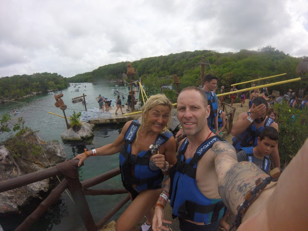 Xel Ha - Stop, Drop and Selfie!