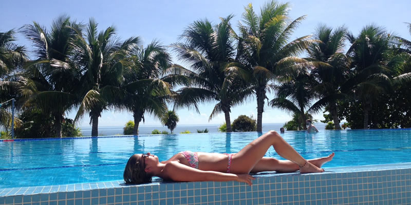 Travel blog: Steph Moon Palace Cancun: Moon Grand