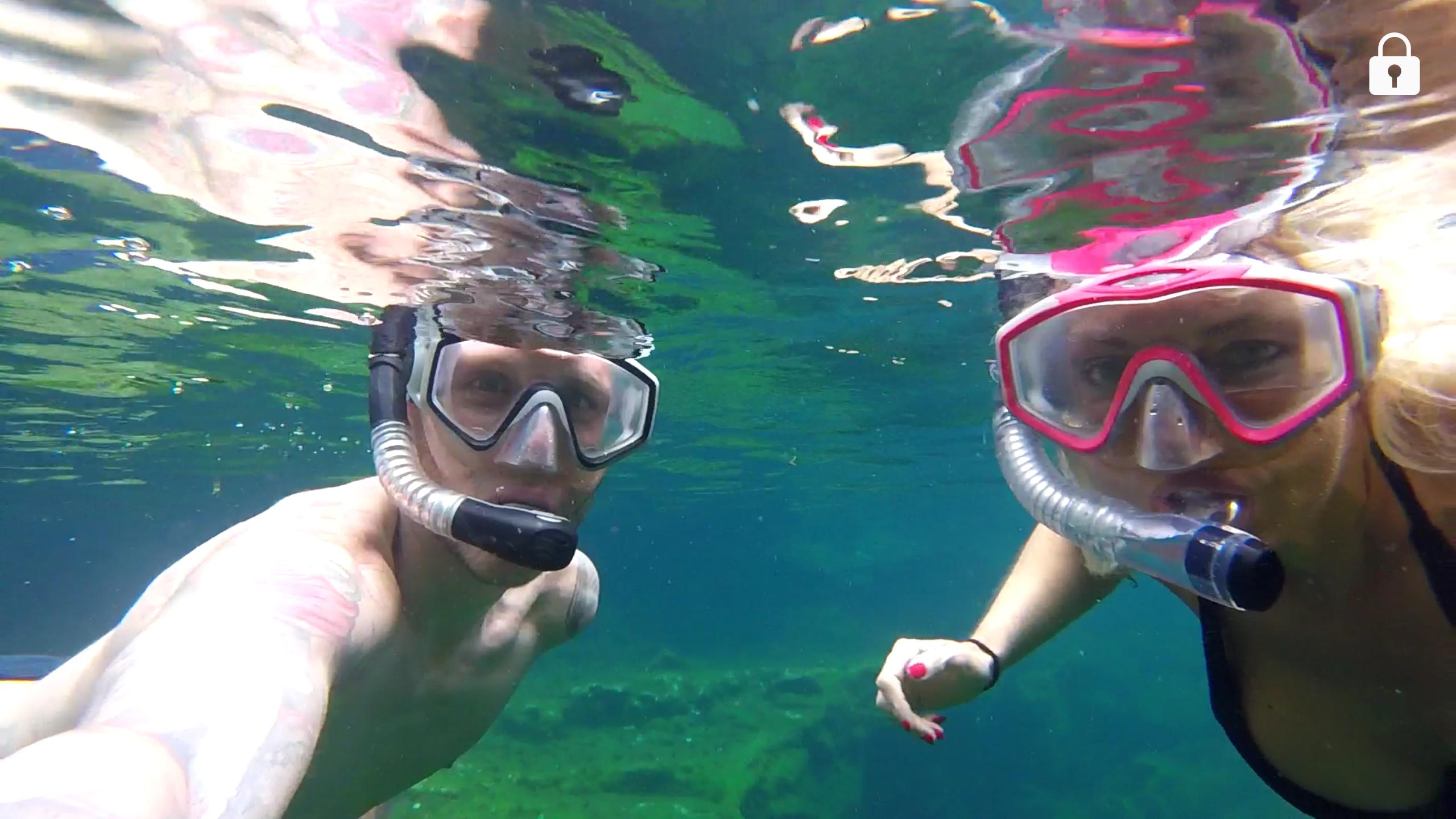 Travel blog: The Bailey's Take On Mexico: #4 Chichen Itza & Cenotes