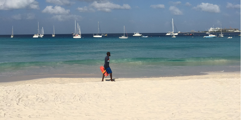 Travel blog: Kev Keeps it Chill at Sugar Bay Barbados