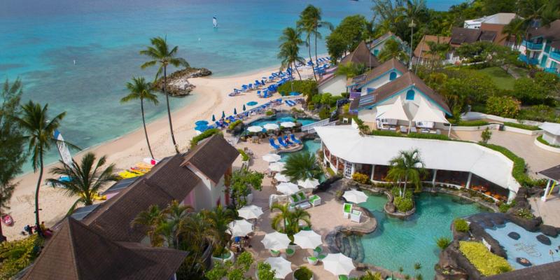 Travel blog: Charming Bajan Getaways at Crystal Cove by Elegant Hotels