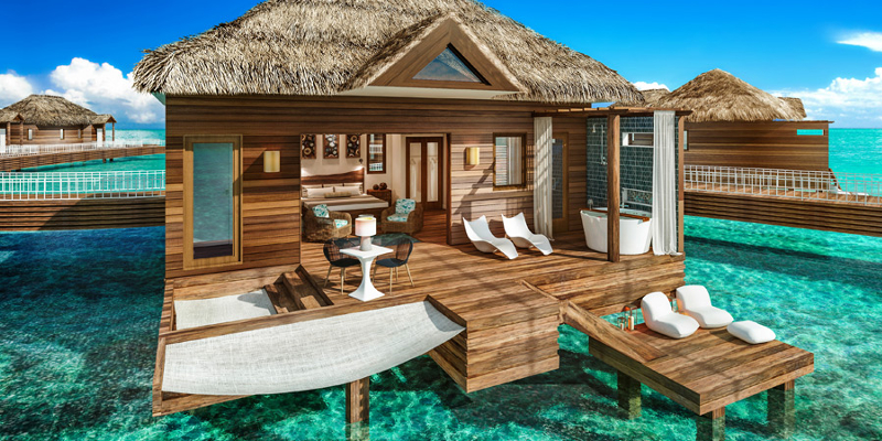 Travel blog: Brand New Over-The-Water Villas at Sandals Grande St. Lucian