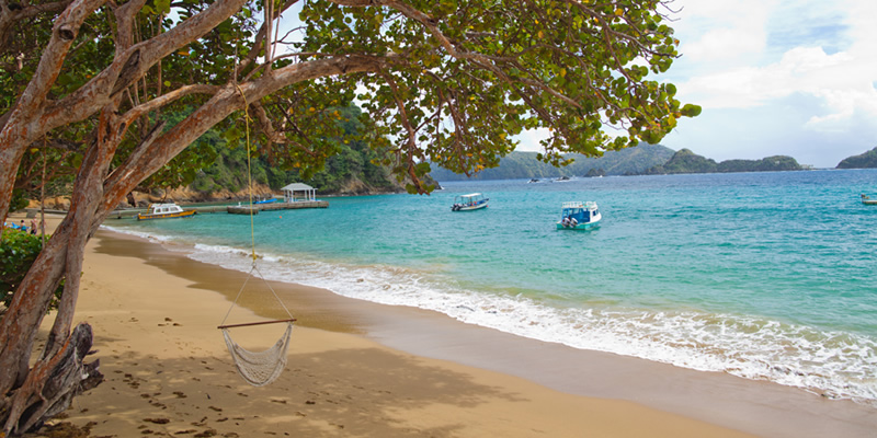 Travel blog: Sue Explores Blue Waters Inn, Tobago