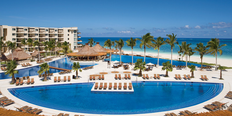 Travel blog: Discover Family-Friendly 5-star Luxury at Dreams Riviera Cancun Resort & Spa