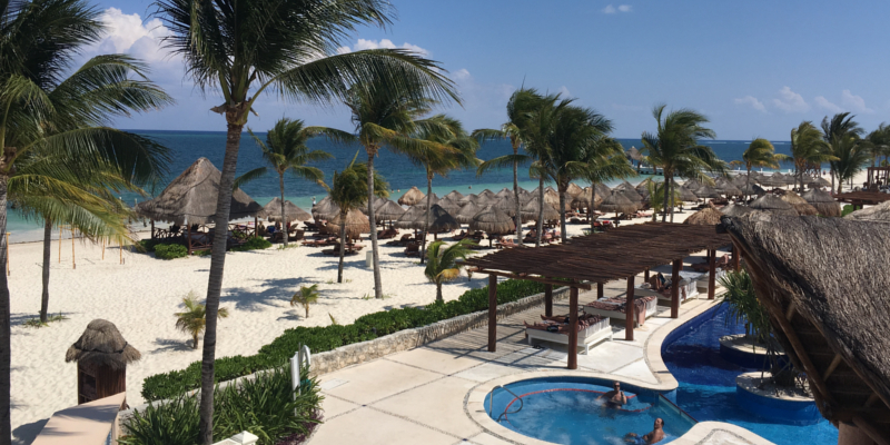 Travel blog: Kev Rediscovers Excellence Riviera Cancun