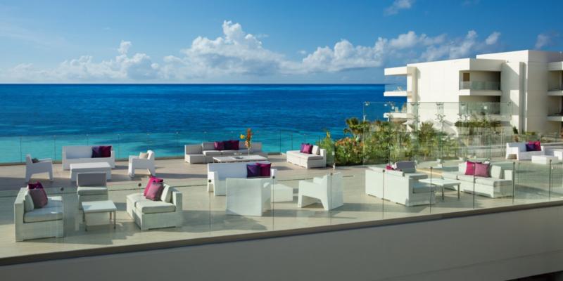 BRERC Purple Roof Terrace