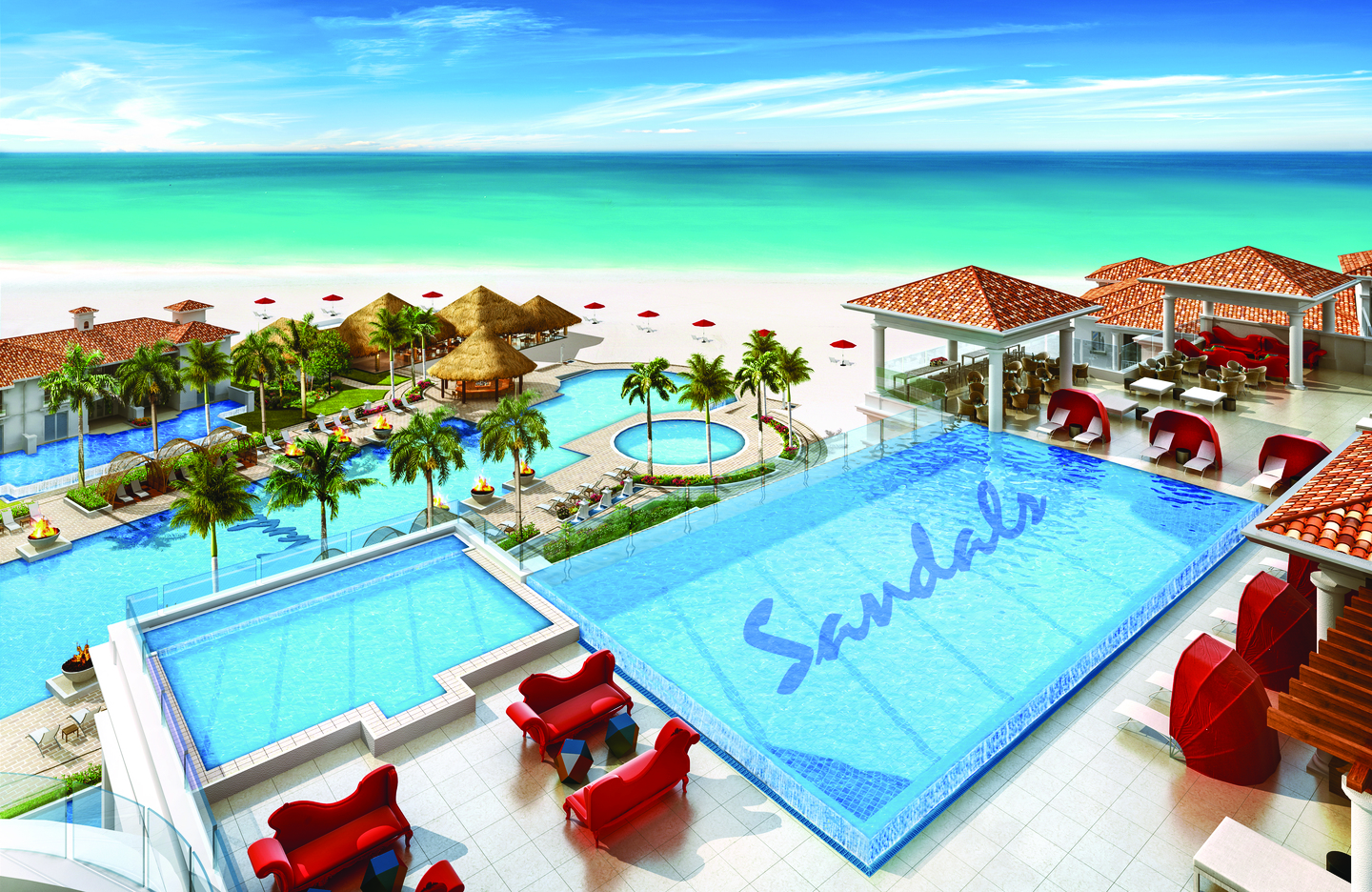 Sandals Royal Barbados Saint Lawrence Gap Barbados