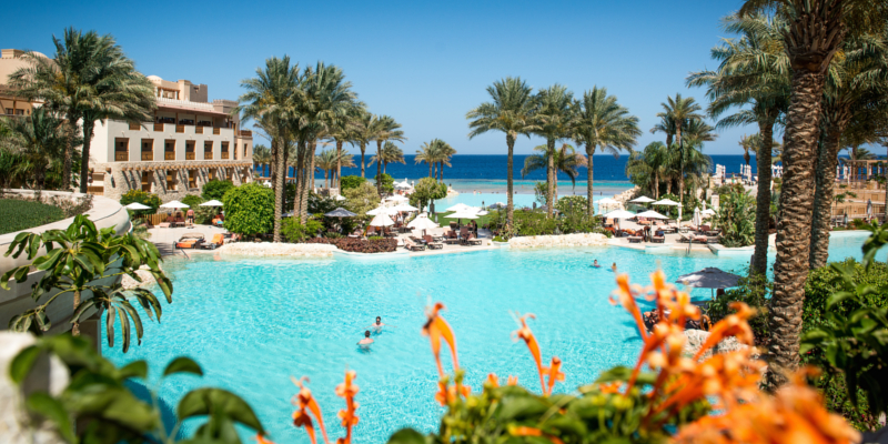 Travel blog: Relish in Makadi Bay's Glory: Adventure, Relaxation and Luxury