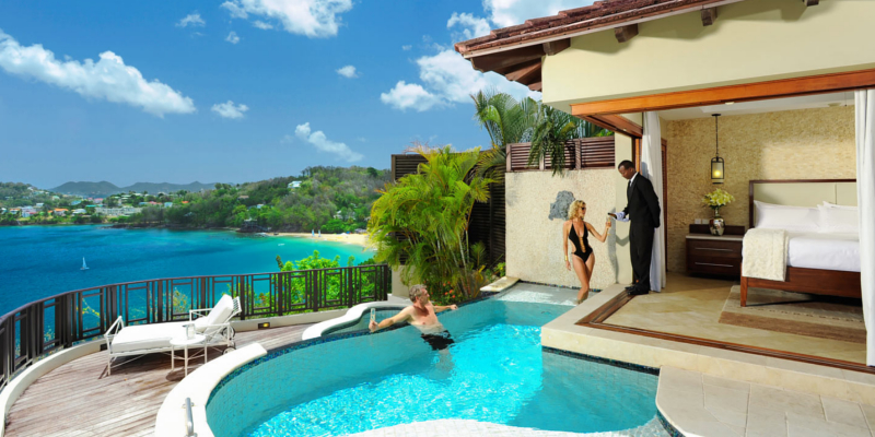 Travel blog: Sarah-Jane Takes On Sandals Regency La Toc Golf Resort & Spa