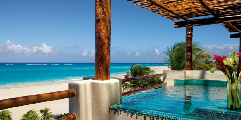 Travel blog: Secrets Maroma Beach Riviera Cancun: The AAA 5 Diamond All-Suite Masterpiece