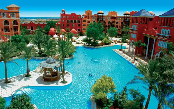 Travel blog: Discover Vibrant Hurghada at the Grand Hotel