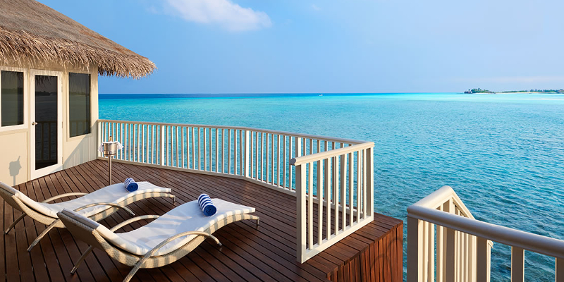 Travel blog: Cinnamon Dhonveli Maldives: A Real-Life Desert-Island Fantasy