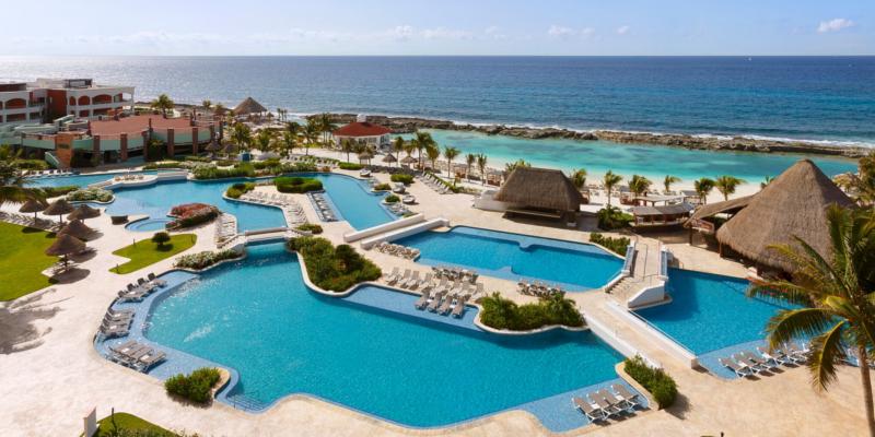 Travel blog: Victoria Delves Into Hard Rock Hotel Riviera Maya