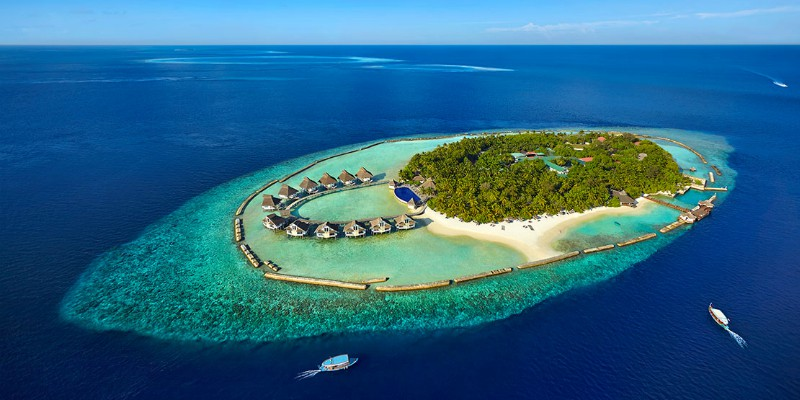 Tourists have started to return to the Maldives and they couldn't be happier